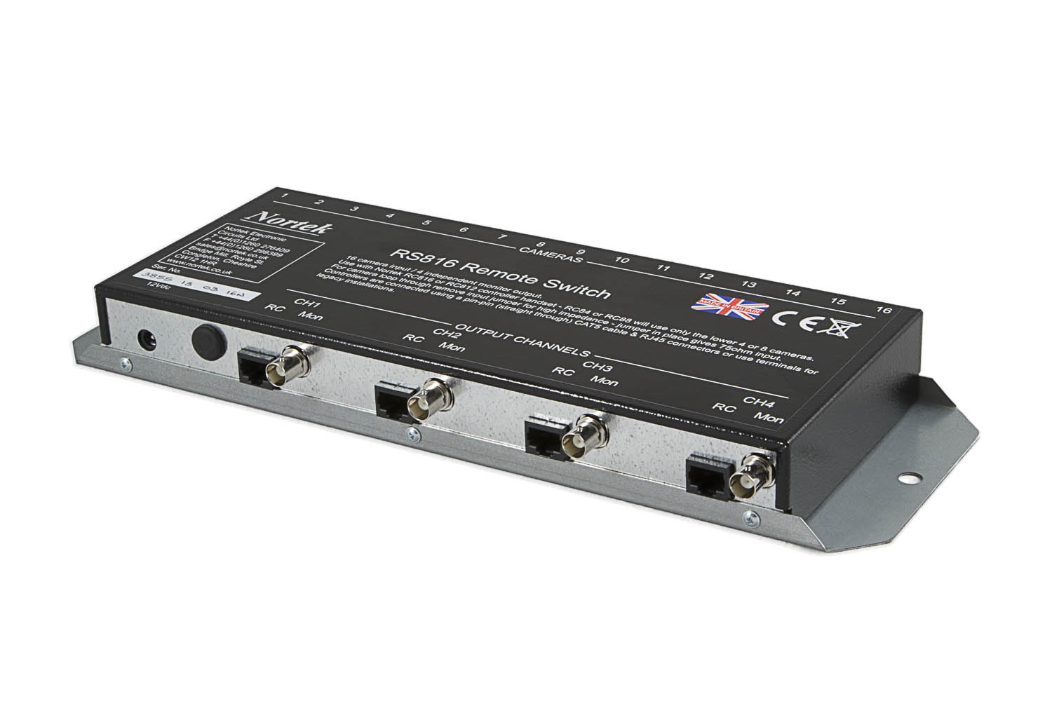 Nortek CCTV Remote Switcher